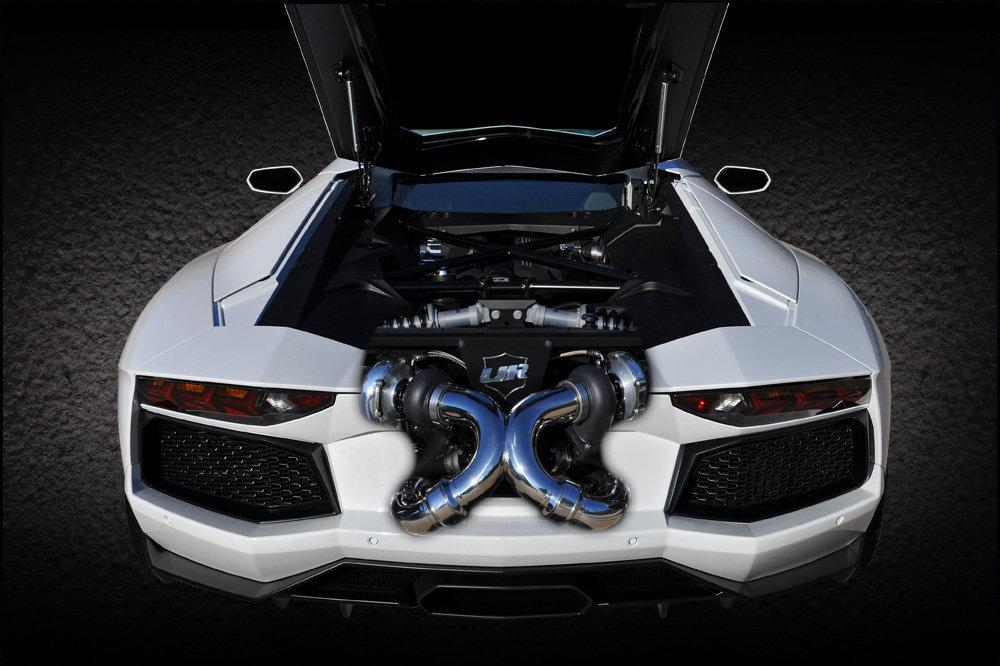 lamborghini aventador engine twin turbo twin turbo by underground racing 4 Video: Lamborghini Aventador Twin