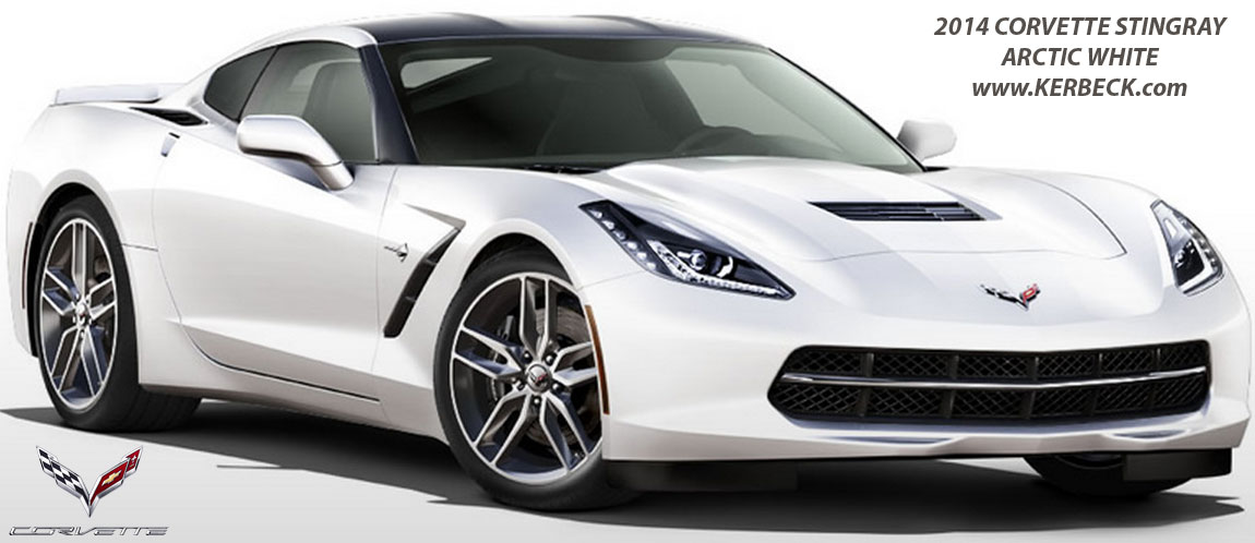 2014 corvette stingray arctic white  ALL 10 colors for the 2014 Corvette Stingray here! - Corvette Forum