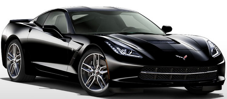 2014 corvette stingray black convertible  The Ten Official Colors Of The 2014 Corvette Stingray | GM Authority