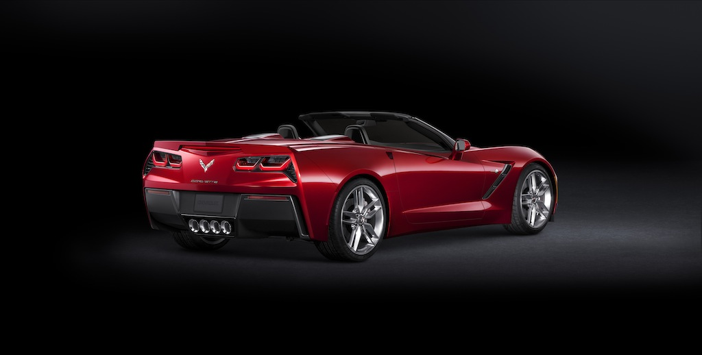 2014 corvette stingray black convertible 2014 Chevrolet Corvette Stingray convertible - Autosavant | Autosavant