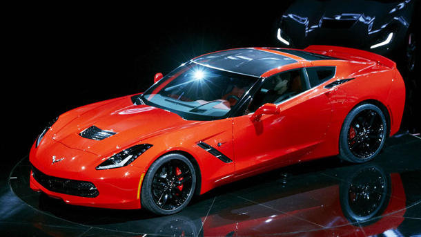 Back to Post  2014 Chevrolet Corvette Stingray Z51 First Test Motor    Corvette Stingray 2014 Orange