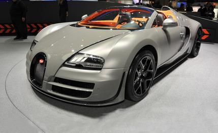 Bugatti Veyron 2013 Wallpaper Hd