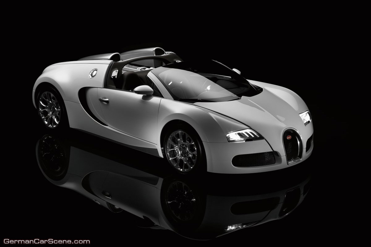 bugatti veyron super sport black and white Wallpaper World: Bugatti Veyron 16.4 Grand Sport Photos