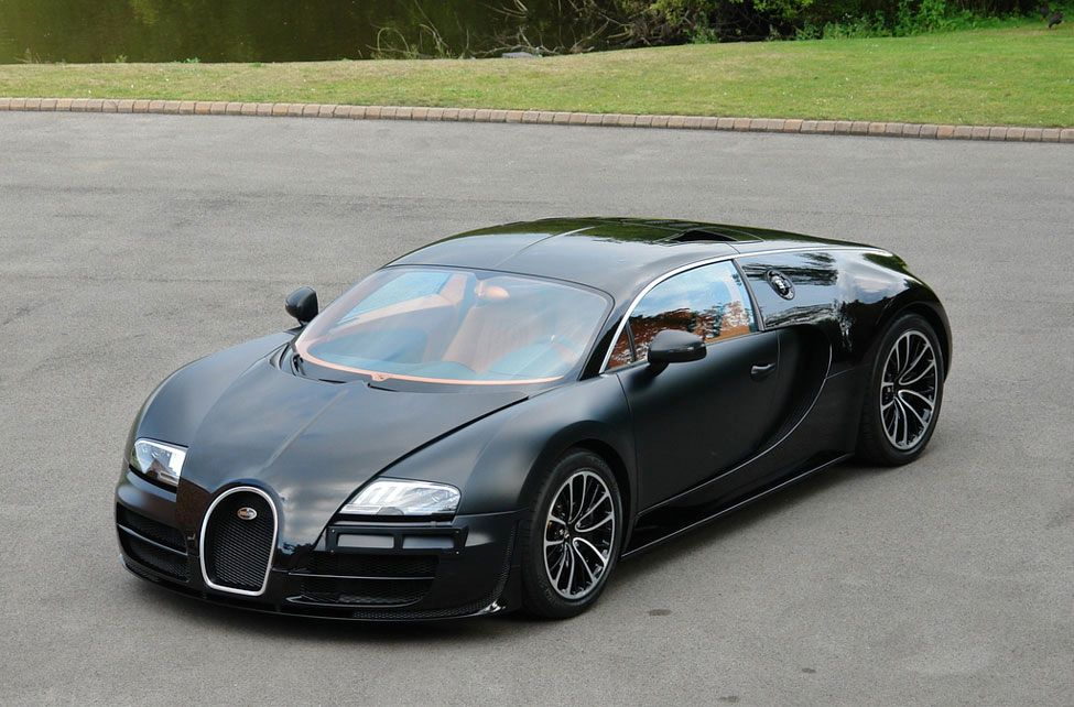 bugatti veyron super sport black bwcgvd0l - Engine Information