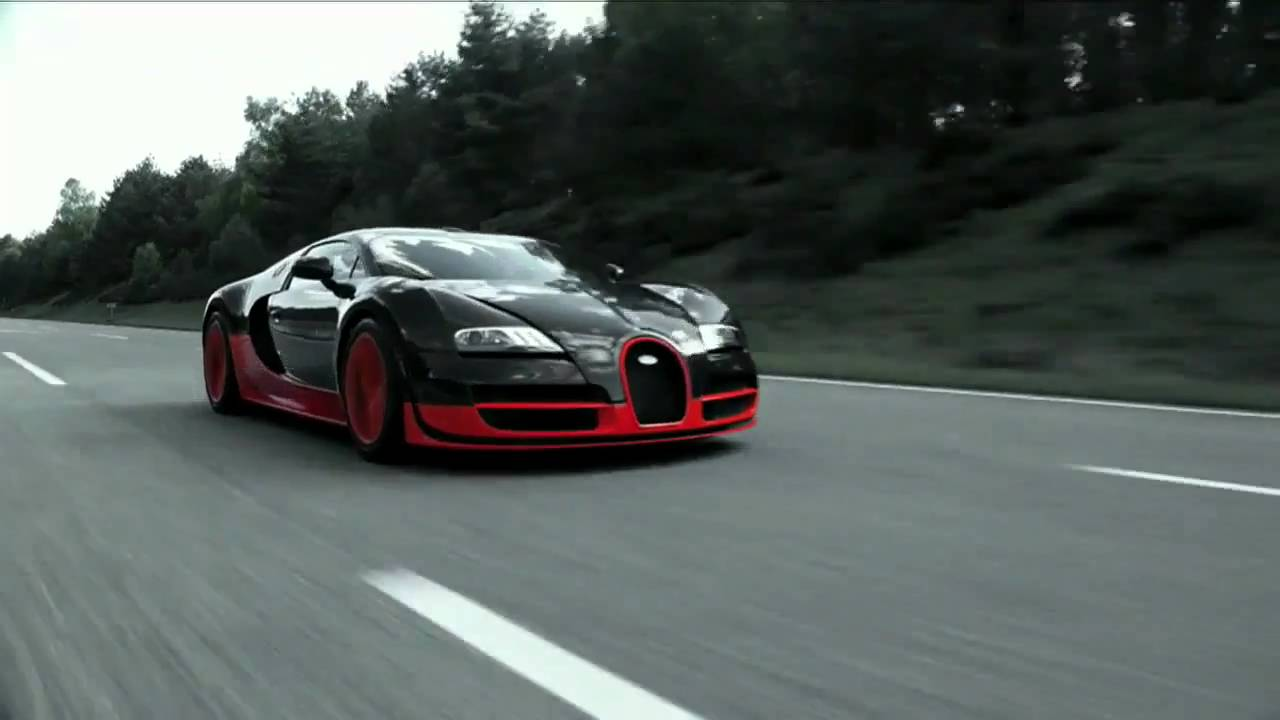 bugatti veyron super sport chrome Bugatti Veyron 16.4 Super Sport - YouTube