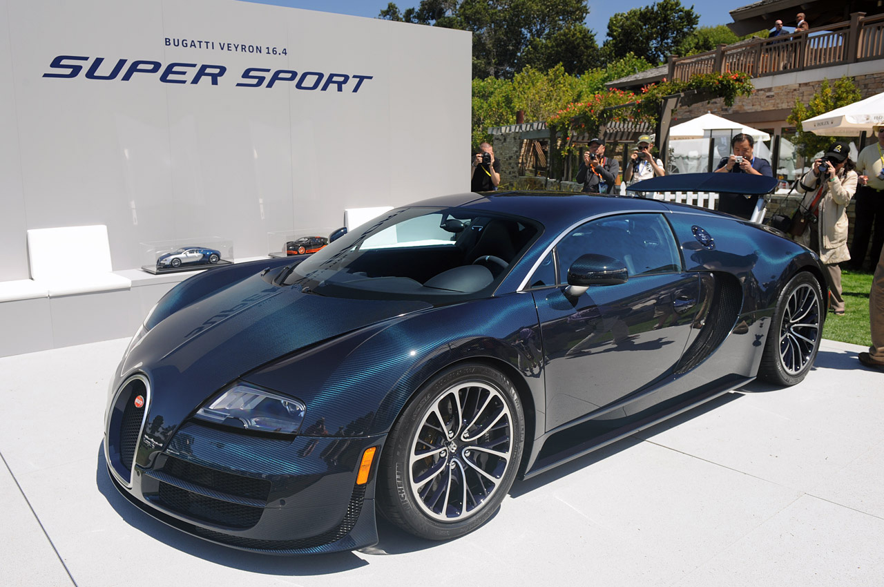 Bugatti Veyron Super Sport Diamond