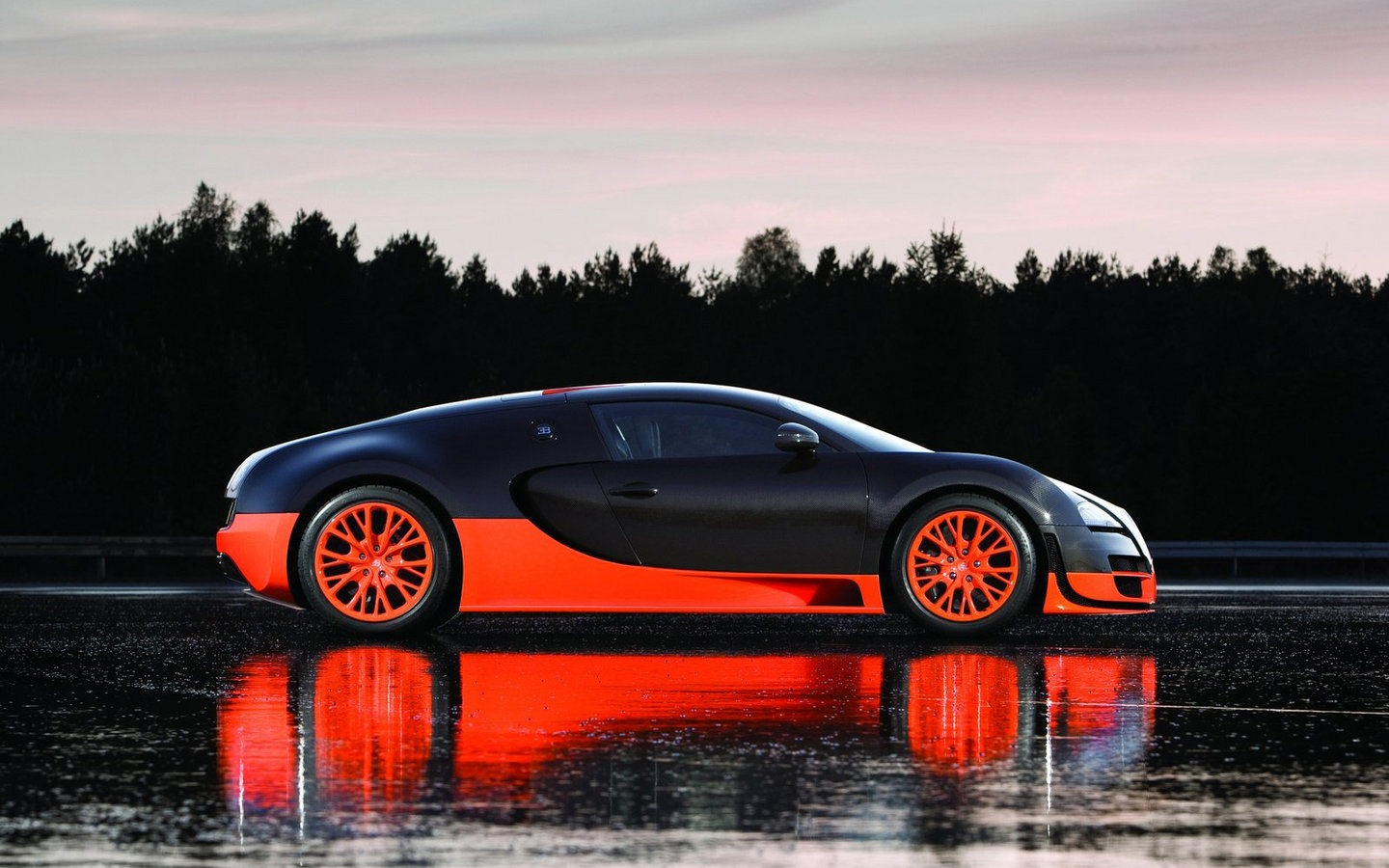 bugatti veyron super sport gold edition 2011 Bugatti Veyron Super Sport Wallpapers 1440×900 | Hot Cars Zone