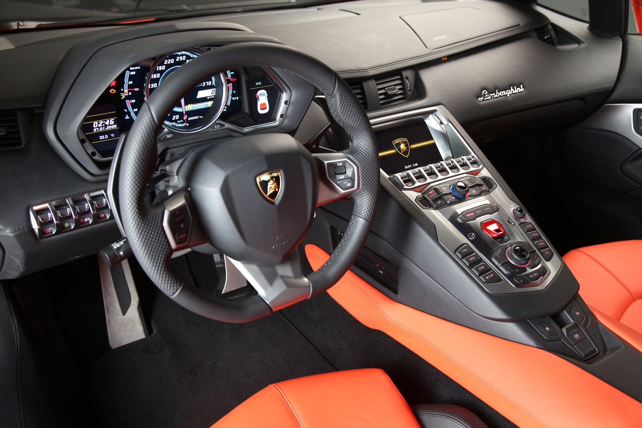 lamborghini aventador interior black 7fpat0ge engine. Black Bedroom Furniture Sets. Home Design Ideas