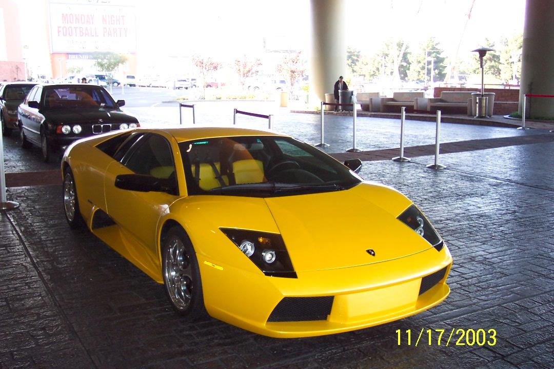 Lamborghini Murcielago Replica Kit Car YouTube - Engine ...