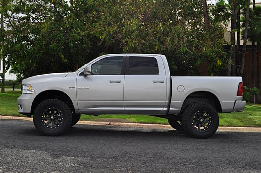 Inch lift dodge ram 1500 2012 carpatys 2012 1500 4 inch