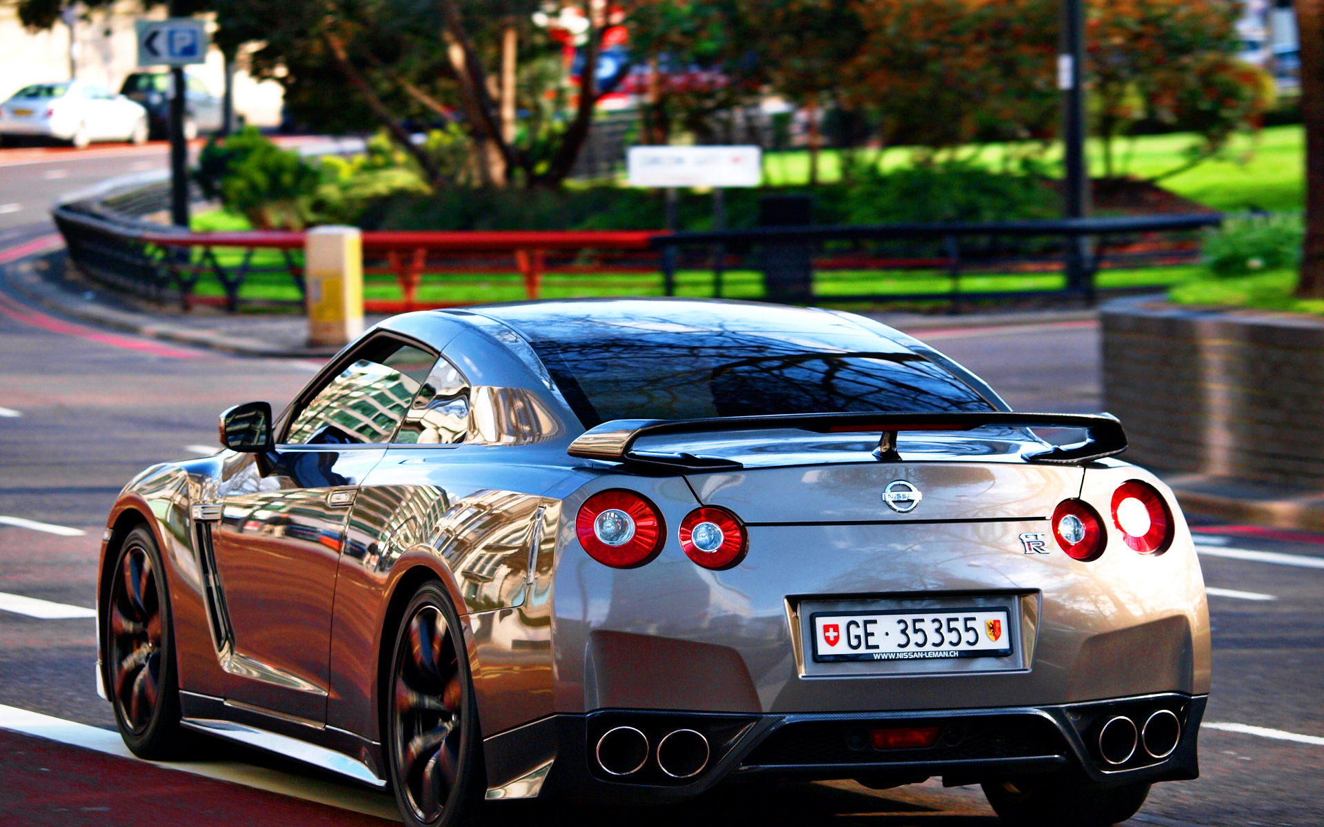 2013 Nissan Skyline Gtr Wallpaper