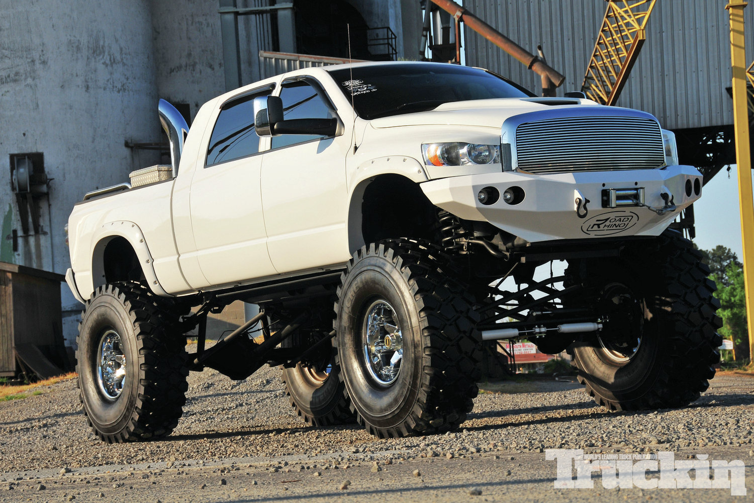2014 Dodge Ram 2500 Mega Cab Lifted