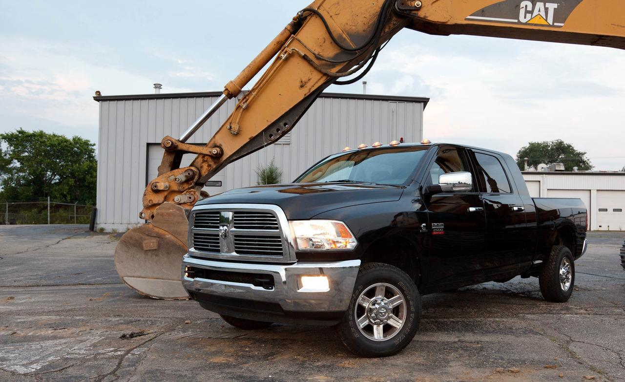 2010 Dodge Ram 2500 Long Term Test Wrap Up Review Car and Driver