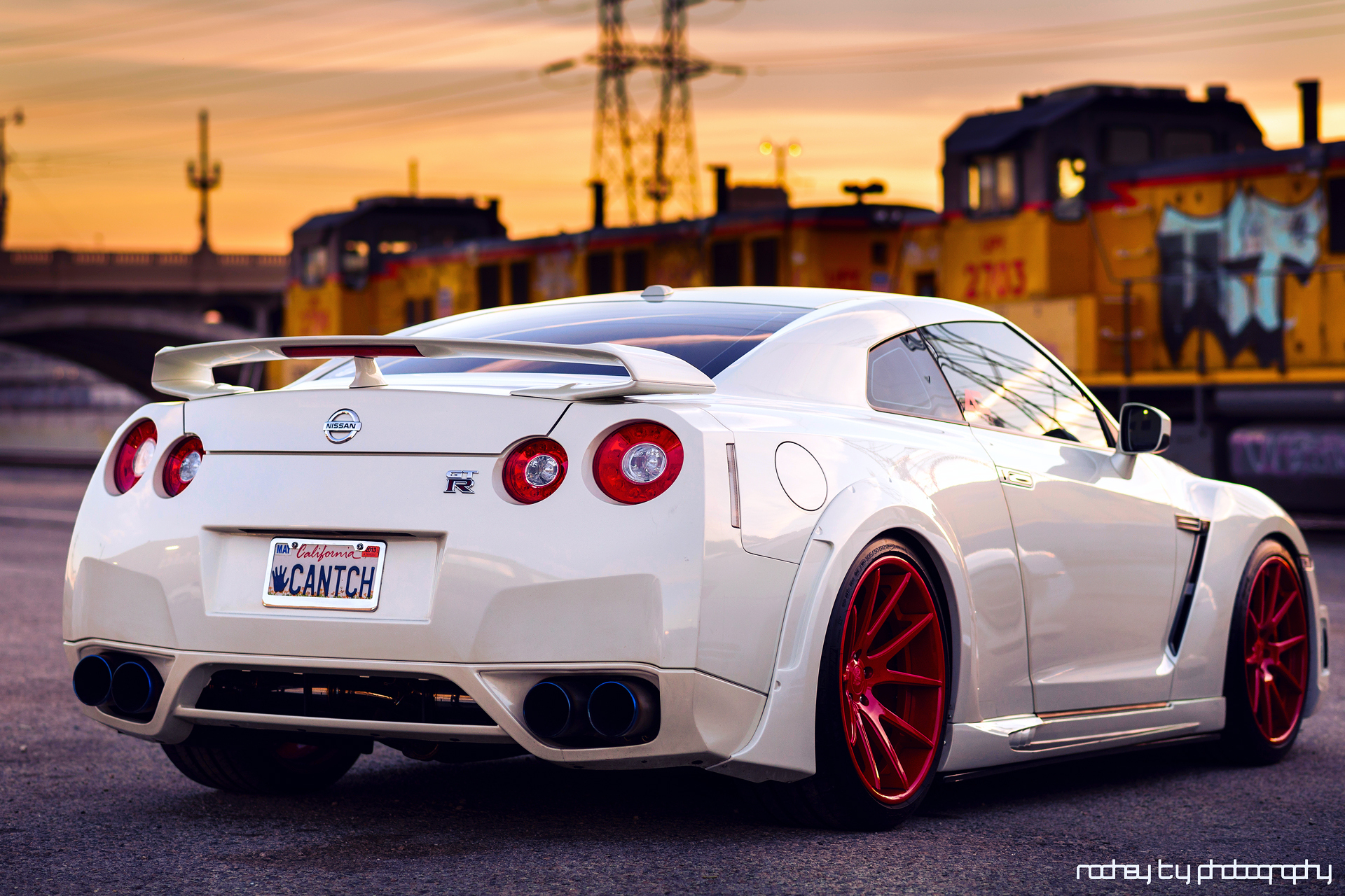 Nissan Gtr Wallpaper Widescreen Hd