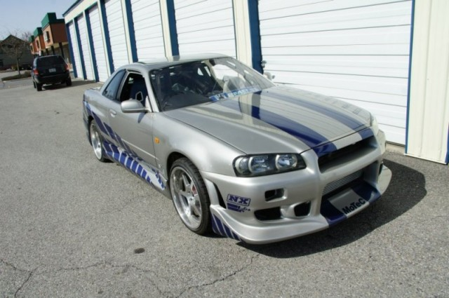 Used Rims For Sale Near Me >> Nissan Skyline Gtr 2 Fast 2 Furious - Engine Information