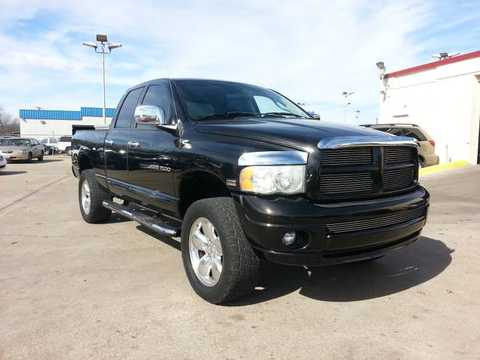 2005 Dodge Ram 1500 Single Cab Lifted