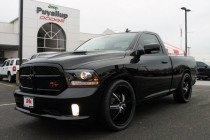 2011 Dodge Ram 1500 Lifted Blacked Out