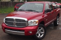 2011 Dodge Ram 1500 Single Cab Lifted