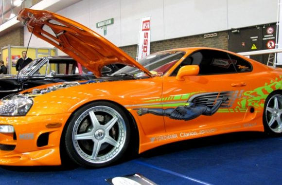 exotic cars t toyota supra fast amp furious edition