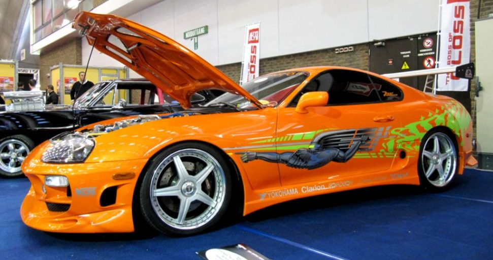 exotic cars t toyota supra fast amp furious edition page 26