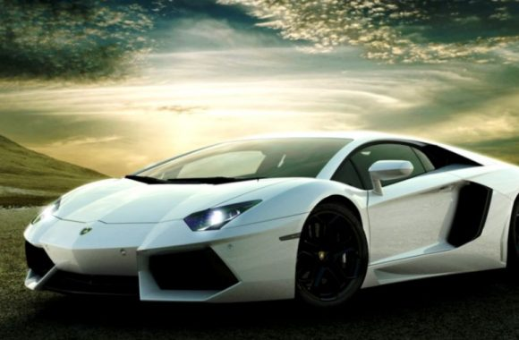 Lamborghini 1160×509 desktop wallpaper